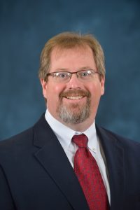 Chair of the Pharmacy Administration department John Bentley