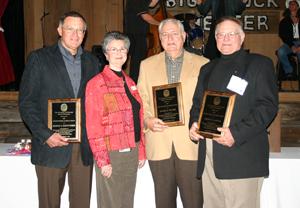 Distinguished Alumni 2007