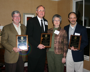 Distinguished Alumni 2008