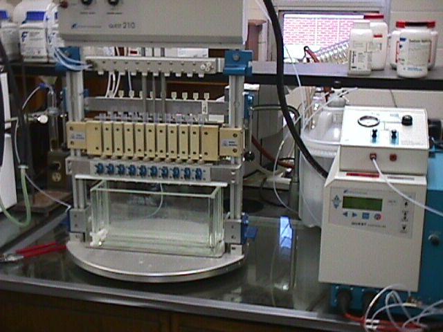 Department Of Biomolecular Sciences Research Instrumentation