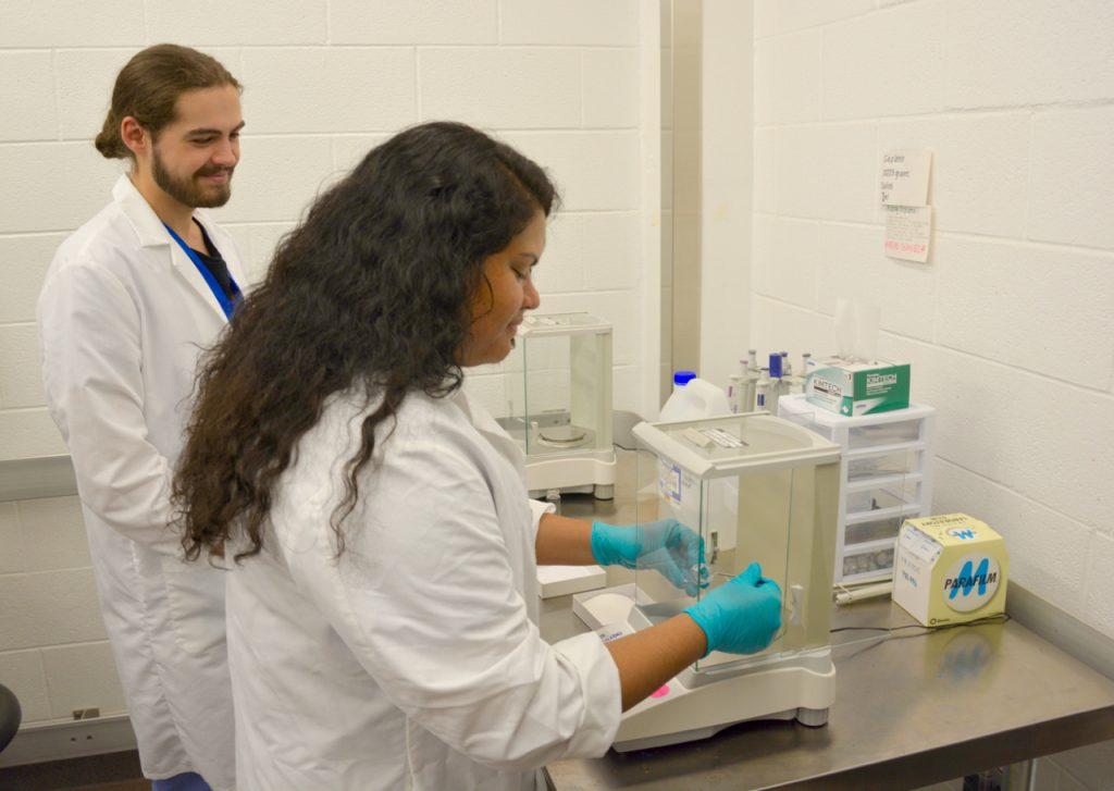 Ashpole Lab