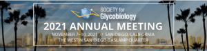 Society for Glycobiology 2021 Annual Meeting Headline Photo