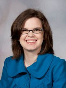Dr. Katie McClendon, associate dean for student affairs on the Jackson campus.