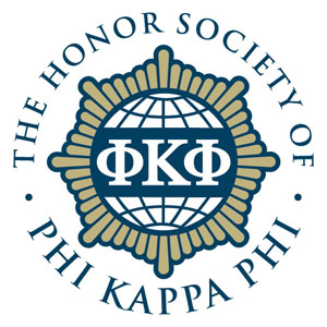 Phi Kappa Phi is the nation's oldest, largest and most selective honor society for all academic disciplines.