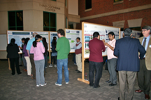 The SOP held its largest poster session in history.