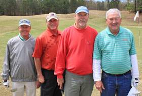 The annual School of Pharmacy Scholarship Golf Tournament is set for Friday, April 17.