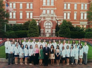 Johns Hopkins Pharmacy Intern Class of 2015