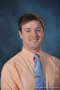 Cody Taylor, University of Mississippi School of Pharmacy