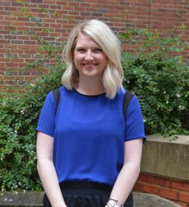 Lindsey Cooper, admissions counselor for the University of Mississippi School of Pharmacy