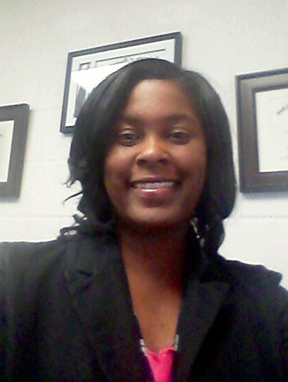 University of Mississippi School of Pharmacy administrative assistant Lela Chalmers