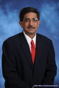Ikhlas Khan, director of the National Center for Natural Products Research at the University of Mississippi School of Pharmacy