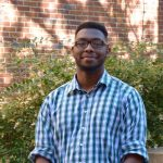 Kordarius Parker works at the University of Mississippi School of Pharmacy