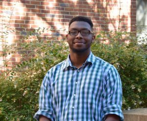 Kordarius Parker is a Records Coordinator the University of Mississippi School of Pharmacy.