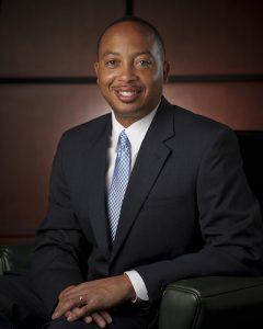 Montez Carter, UM School of Pharmacy Pharm.D. class of 1998.
