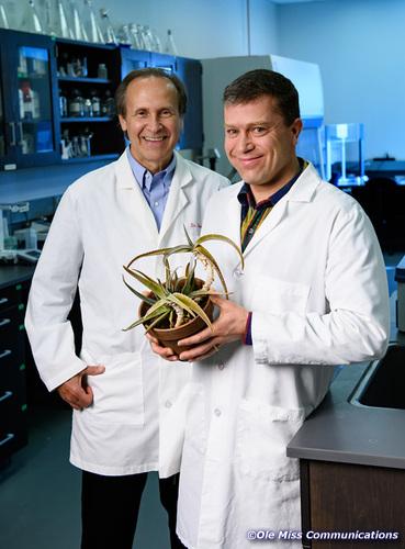 David Pasco and Nirmal Pugh