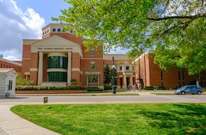Thad Cochran Research Center at the University of Mississippi School of Pharmacy