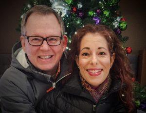Seena and Stuart Haines