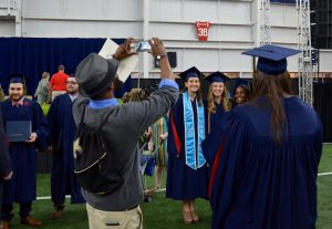 graduation post ceremony 2017