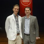 Lee Jennings, Blake Thompson, Hartman Lecture