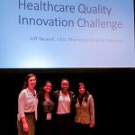Students at PQA Healthcare Challenge