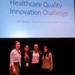 Students at PQA Healthcare Challenge