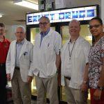 Alumni Visit to Natchez's Ernst Pharmacy