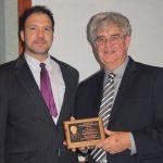 Joseph Sam Award Randall Clark