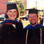 Alicia Bouldin and John Bentley Graduation