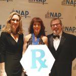 Kim Adcock, Seena Haines and John Bentley at NAP Meeting