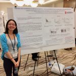 Kai-Wei Wu at poster session