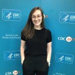 Sydney Harrison at the CDC