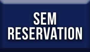 "Blue box graphic with text ""SEM Reservation"""