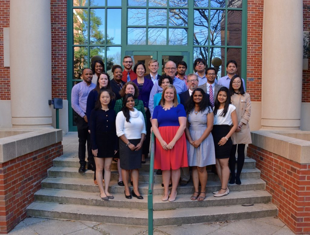 University of Mississippi Pharmacy Administration department