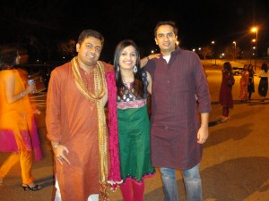 India Night Festivities