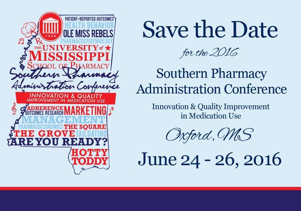 Southern Pharm Ad Conference 2016