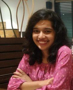 girl, smiling, pink shirt