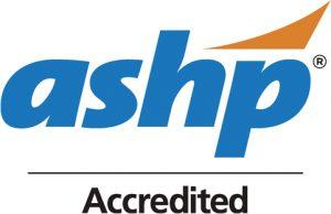 ASHP Accreditation Logo