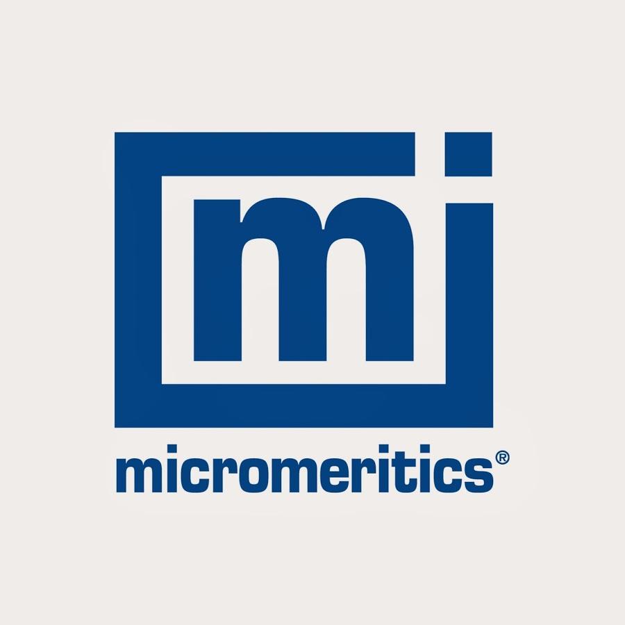 Micromeritics Logo