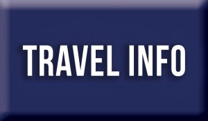 "Blue Button that reads ""Travel Info"""