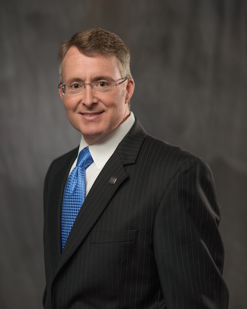 University of Mississippi School of Pharmacy Dean David D. Allen