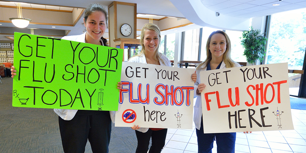 Flu Shots 2013
