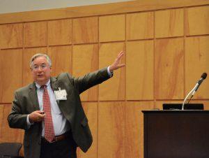 Ralph Didlake/keynote speaker