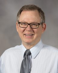 Stuart Haines, director of the Division of Pharmacy Professional Development and professor of pharmacy practice.