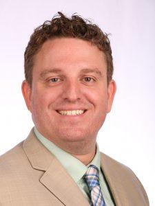 Daniel Riche, Healthcare Hero award winner and associate professor in the University of Mississippi School of Pharmacy's Department of Pharmacy