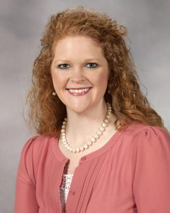 Laurie Fleming, professor at University of Mississippi School of Pharmacy