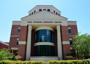 The Thad Cochran Research Center
