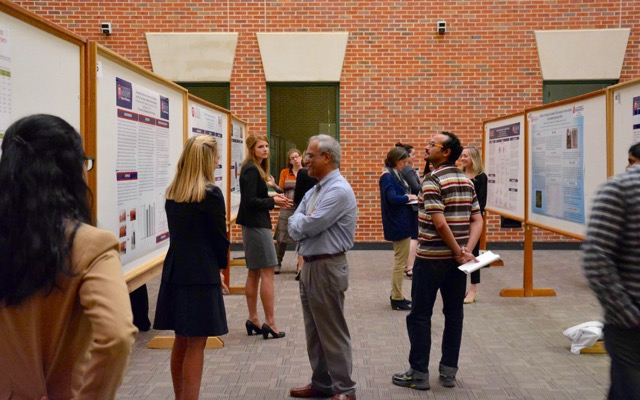Ole Miss Pharmacy Rho Chi Research Day, 2015