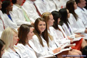 UM School of Pharmacy students