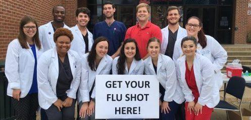 Flu Shot Group 2018